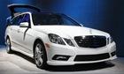 Mercedes-Benz showed wagon E350 4Matic Wagon