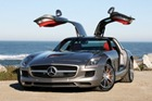 Price of Mercedes-Benz SLS AMG 2010 amount to 183 000 dollars