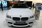 Interpretation BMW M5 F10