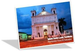 Iglesia Santa Lucia, Suchitoto