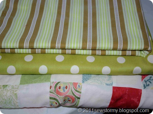 Posh finishing fabrics