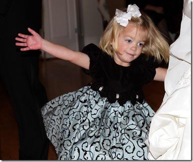 Abigail dancing 1
