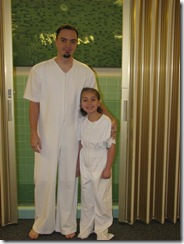 Madison's Baptism Day (Medium)