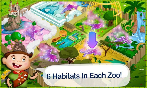 Zoo Keeper - Care For Animals APK screenshot thumbnail 10