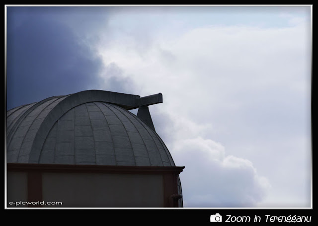 dome of stargaze observation laboratory picture