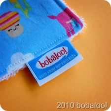11 30 10 label on burp cloth