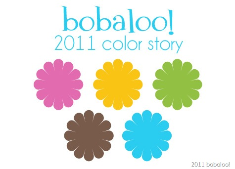 2011 color story