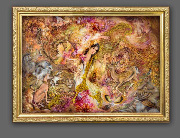 Paintings Worth Crores of Rupees!)