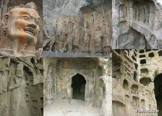 Amazing Rock Cut Architecture