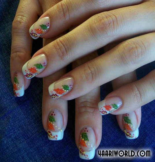 AMAZING COOL NAILS TATTOOS