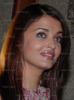 Aishwarya's Simple Look