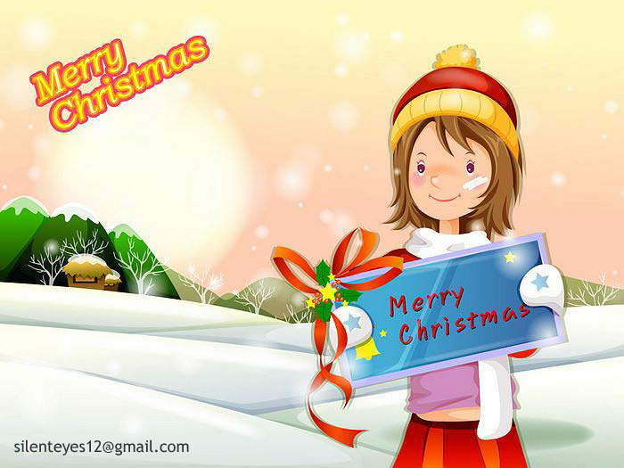 !!*!!~* Cute Christmas Wish Cards *~!!*!!