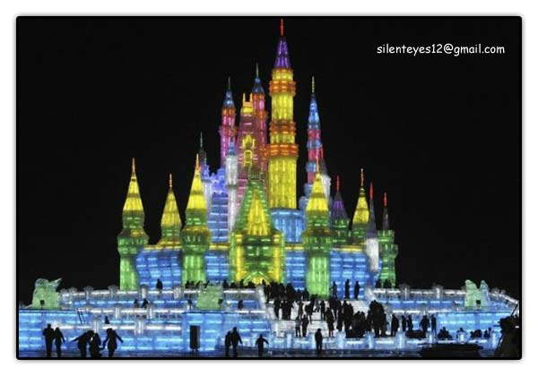 China's International Ice and Snow Festival : Beautiful Photos