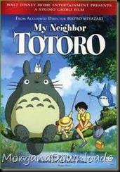 Meu vizinha totoro-Dublado