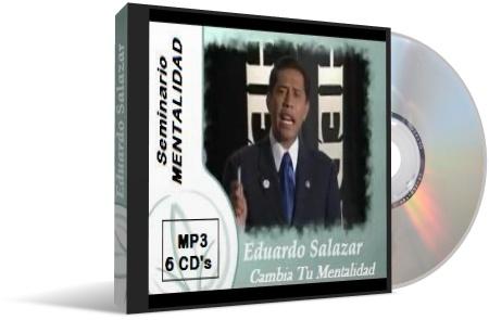 CAMBIA TU MENTALIDAD, Dr. Eduardo Salazar [ Audioconferencia ] – Manual del Éxito. El problema no está afuera, sino dentro de ti