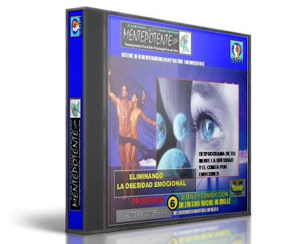 ELIMINANDO LA OBESIDAD EMOCIONAL, Dr. Erasmo Rocha [ AudioLibro ] – Programa para bajar de peso con Programación Neurolingüística (PNL)