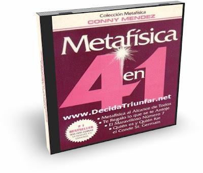 METAFÍSICA 4 EN 1, Conny Méndez [ AudioLibro ] – Cómo tomar el control de su vida, dirigiendo el poder interior a través de canales constructivos