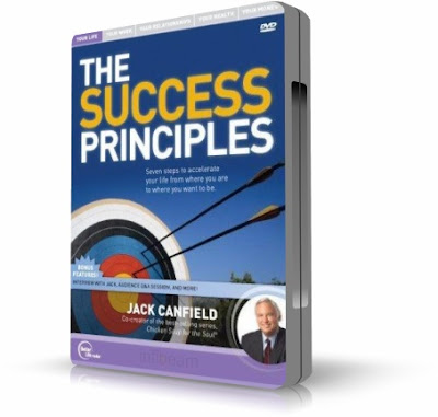 LOS PRINCIPIOS DEL XITO, Jack Canfield [ Video DVD ] &#8211; Tcnicas especficas para poder aplicar la actitud de transformacin en cada uno de nosotros.