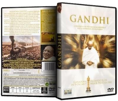 GANDHI [ Video DVD ] – La película sobre la vida de Mahatma Gandhi, el líder mundial de la no-violencia y la fidelidad a los dictados de la conciencia
