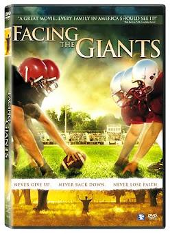 ENFRENTANDO GIGANTES (Facing the Giants) [ Video DVD ] – Nunca te rindas !. Podrás superar cualquier obstáculo por grande que sea.