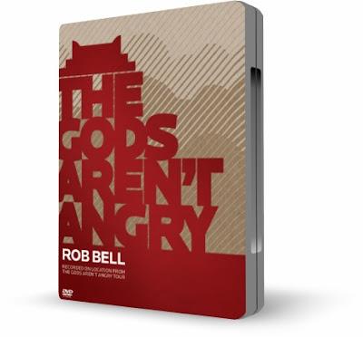 LOS DIOSES NO ESTÁN ENOJADOS (The Gods Aren't Angry), Rob Bell [ Video DVD ] – De dónde surgió la idea que Dios puede molestarse y enojarse con nosotros.