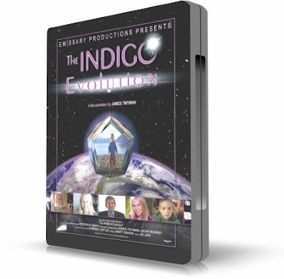 LA EVOLUCIÓN ÍNDIGO (The Indigo Evolution) [ Video DVD ] – Un documental que explora el fenómeno de los niños y jóvenes Índigo.