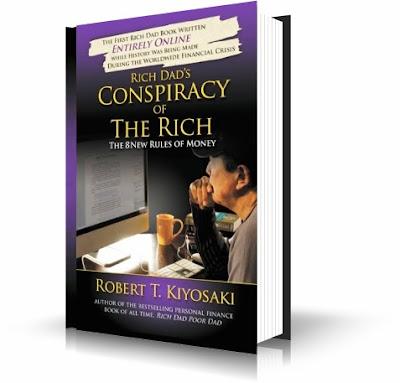 LA CONSPIRACIÓN DE LOS RICOS, Robert Kiyosaki [ Libro ] – Las 8 nuevas Reglas del Dinero que Ud. debe saber para ser financieramente libre