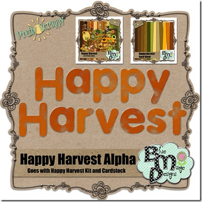 Happy Harvest Alpha PSPackaging