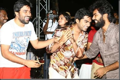 Shiva, Simbu and Jai