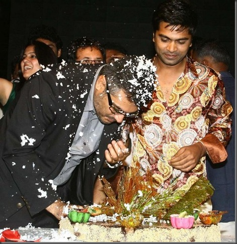 Simbu's Birthday Bash