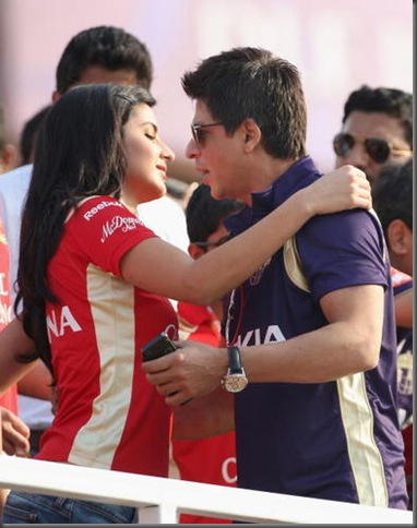 Bollywood Stars @ IPL 2010 Exclusive  Photo Gallery