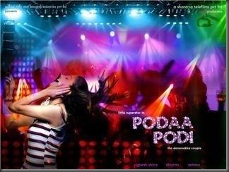 5Simbhu's Poda Podi movie stills