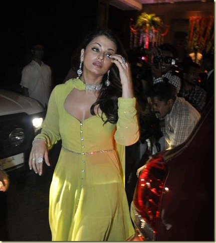 Stars at Fardeen Khan's sister Laila Khan wedding reception (7)