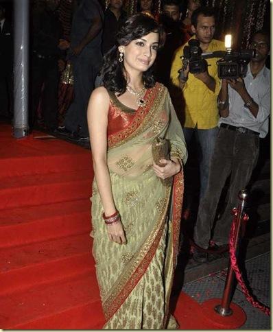 Stars_at_Fardeen_Khan_s_sister_Laila_Khan_wedding_reception_11_