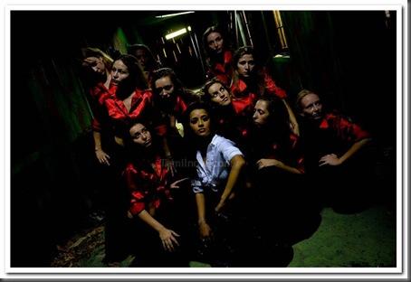 03 Karthi,Andrea,Reema Sen Aayirathil Oruvan movie stills