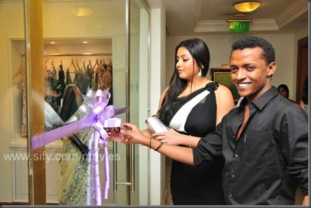 Namitha snips open Sidney Sladen's brand new boutique