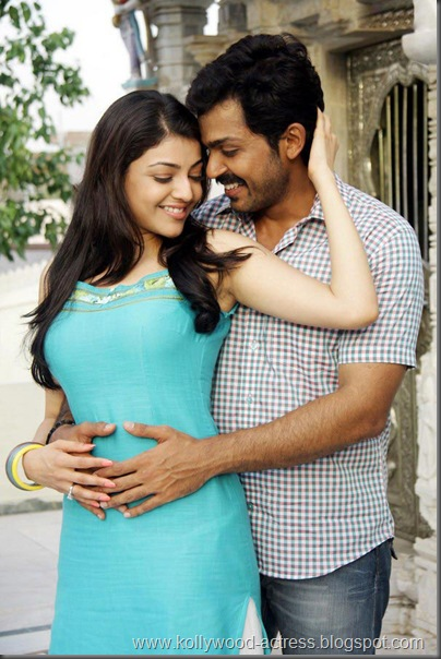 Naan Mahaan Alla- karthi,kajal agarwal movie stills