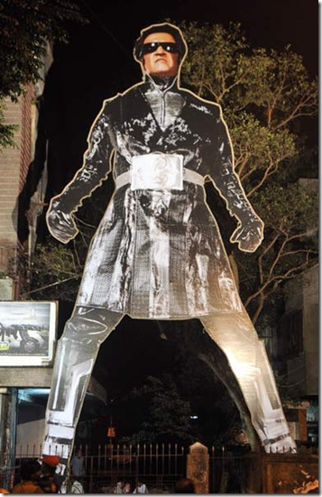 Rajanikanth-cut-out-in-mumbai