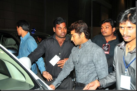 Suriya at Allu Arjun's wedding stills6
