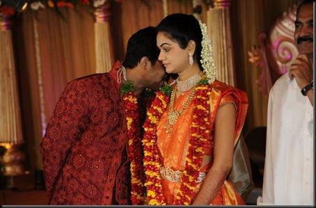 1Allu Arjun Sneha Reddy wedding reception pictures