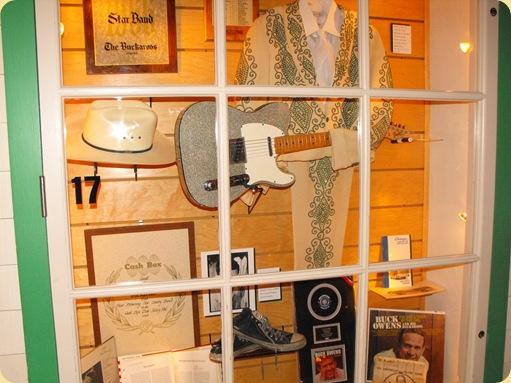 Buck Owens Museum 022