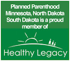 Planned Parenthood is a member of Healthy Legacy