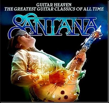 Santana Guitar Heaven