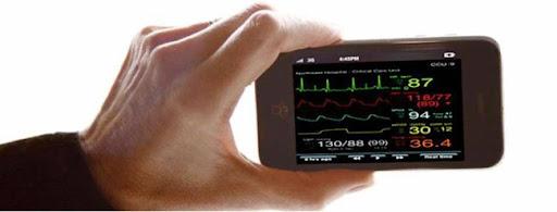 Electrocardiografía con mHealth