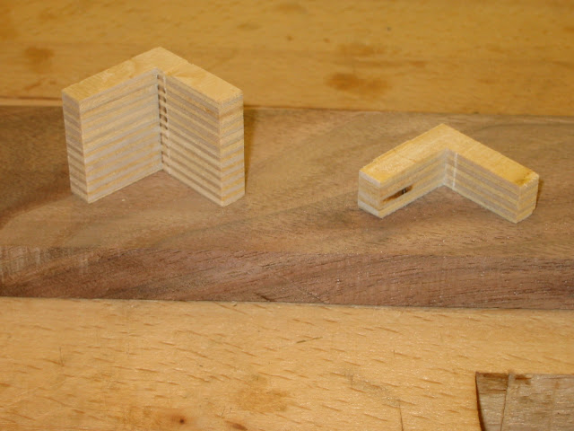 L tenons from baltic birch