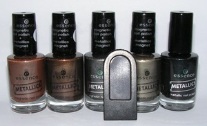 essence metallics magnetic nail polish