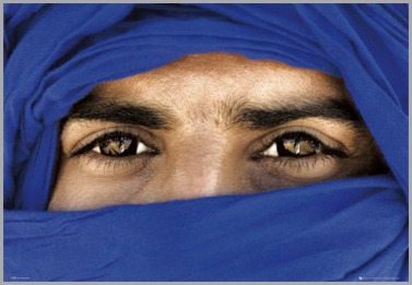 PH0281~Arab-Eyes-Posters