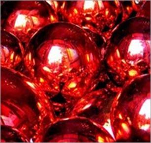 40-bolas rojas
