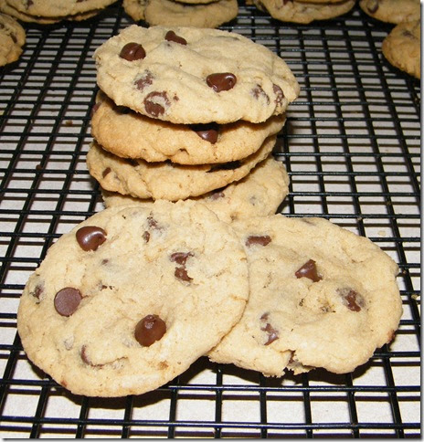Baking And Boys!: Chocolate Chip Cookie Craze!