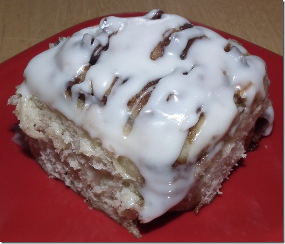 Chocolate Banana Cinnamon Rolls 2-23-11